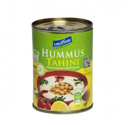 Hummus-tahini, Linea Verde kikhernepasta 380 g