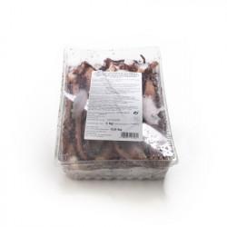 Mustekalanlonkero, perattu keitetty 1 kg/800 g Pakaste